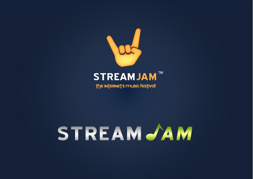 StreamJam Logos